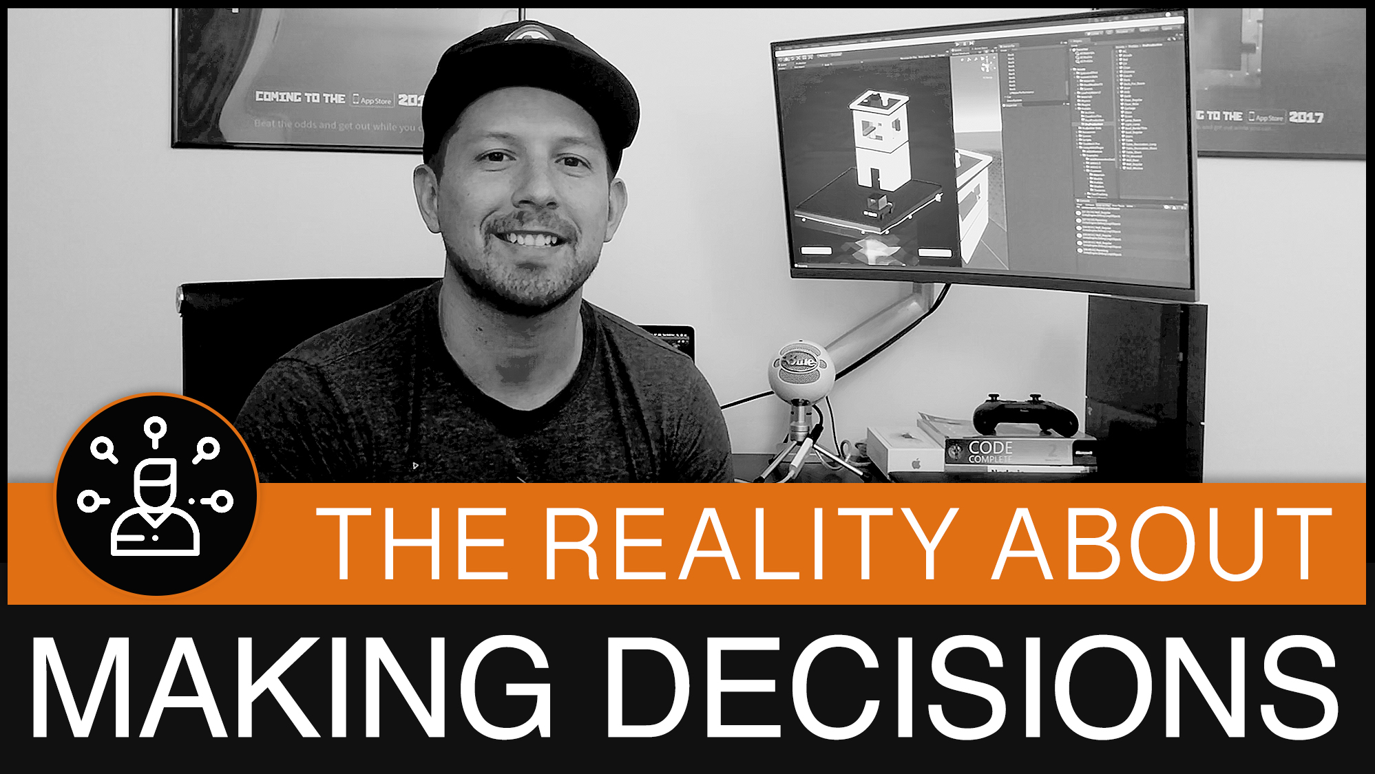 The reality about making decisions as an indie game developer