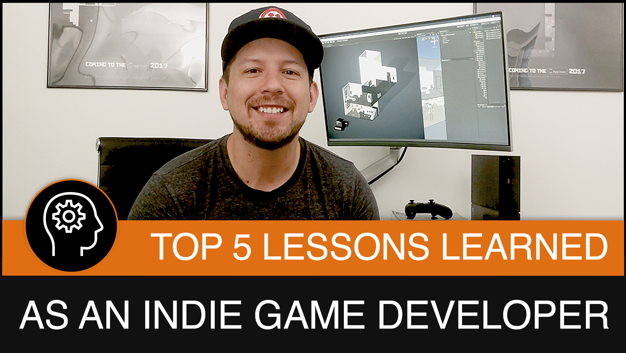 Top 5 lessons learned as an indie game developer