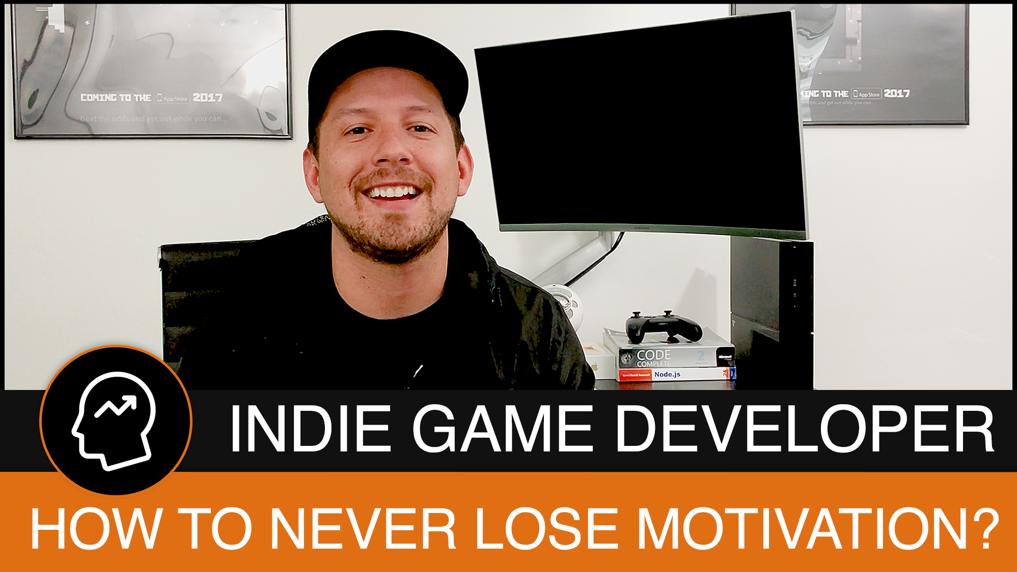 How to never lose motivation while working on indie games?
