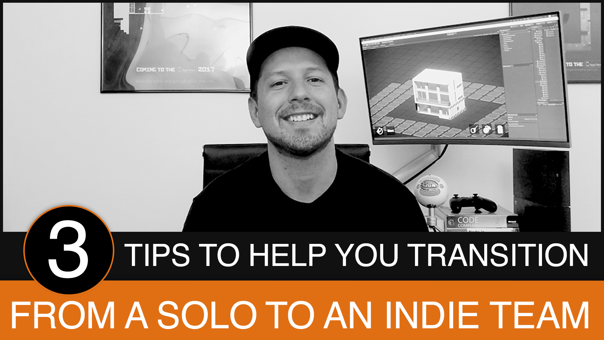 3 Tips to help you transition from a solo to an indie team
