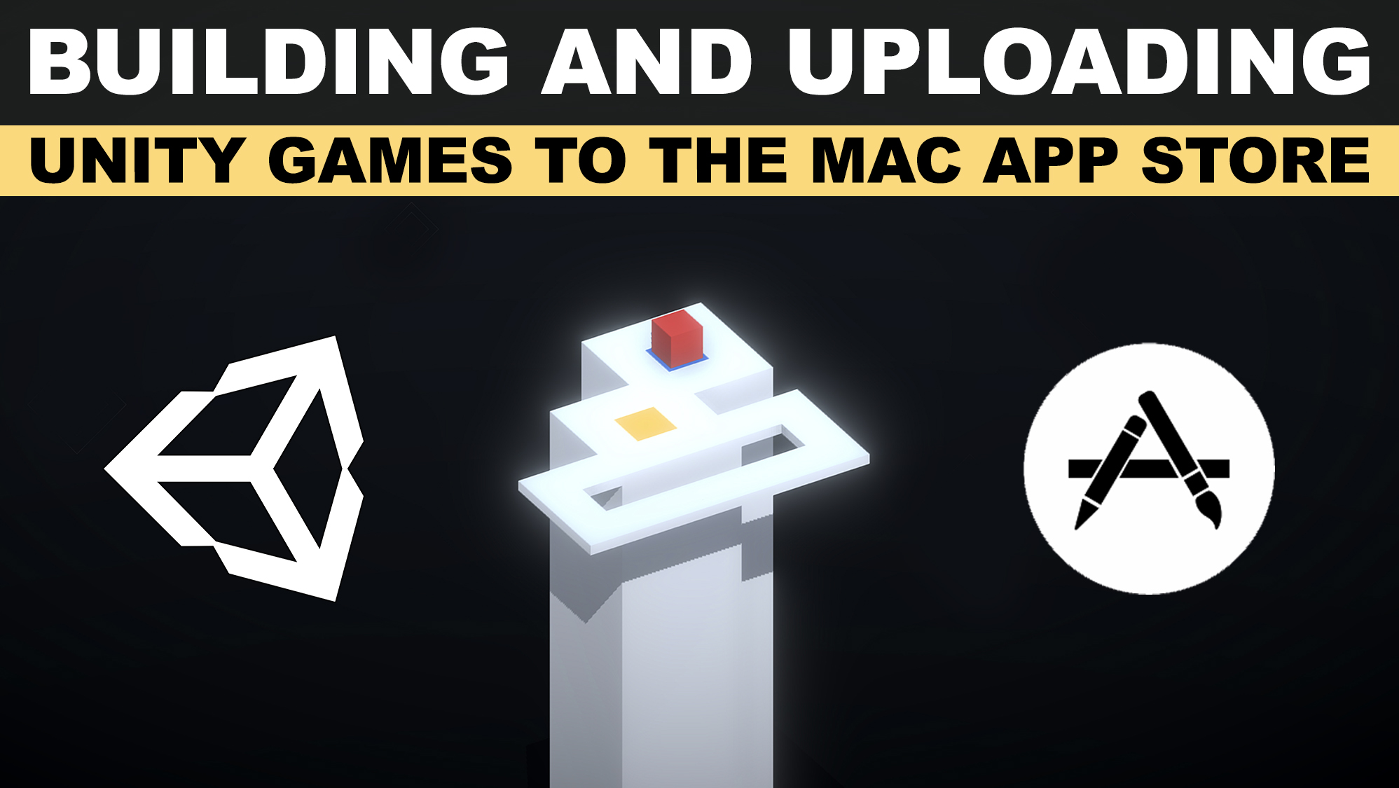 Unity3d How to Build and Release Unity Games to the Mac App Store?
