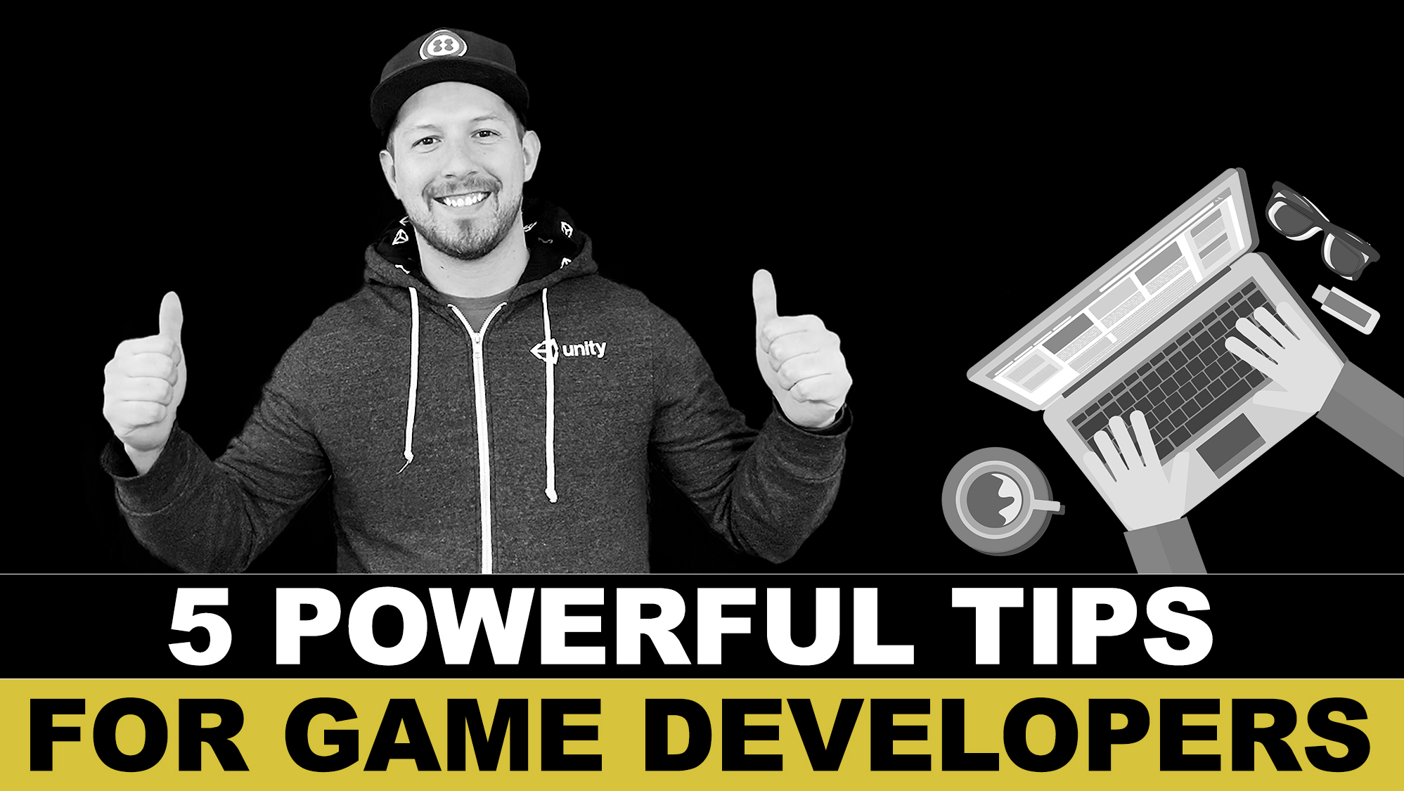 5 Powerful tips for game developers or app developers who seek for improvements in their journey